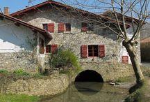 Week end pays basque