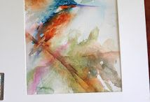 ARTISTS___Jean Haines / Watercolor Artist