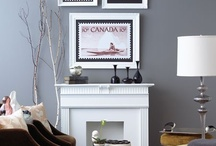 Guest Room Ideas / Alberta & BC Rockies/Canadian Heritage themed ideas for the guest bedroom. We live in the Alberta foothills, right on the doorstep to the Rockies, and I'd like our guest room to reflect and celebrate this.