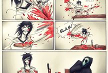 creepypasta / I love this group so i hope u will too also there will be multiples of pictures