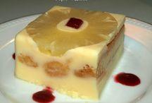 cuisine - desserts sans cuisson