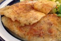 RECIPES: - FISH / by Jane Tindall