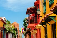 TRAVEL: COLOMBIA