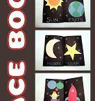 Space theme school