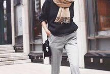 Fall fashion look