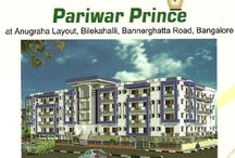Pariwar Housing bangalore 2bhk 3bhk flats for sale / 2 bhk 3 bhk apartments for sale in bangalore.