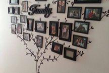 családi fal