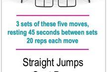 Weird exercises