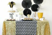 Party ideas: other celebrations / New Year's Eve