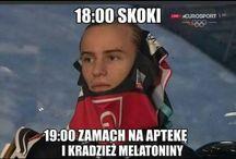 skoki narciarskie memy