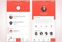 Idee App design