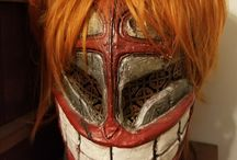 маски, masks