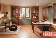 Radcliffe/Kingston Study / by InnerMost Cabinets