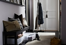 Hallways / Why waste your time looking for the keys? With the right hallway furniture, you can create a well-organised space for finding what you need. And smoother entries and exits mean you can focus on the fun parts – like the we'll miss you smooches and welcome home hugs. / by IKEA UK