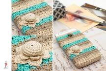 Crochet Mobile Phone Case...
