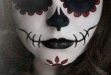 Day of the dead shoot ideas