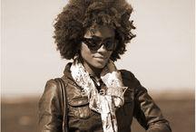 Check the 'fro / Afro chicks/bro's killin' it
