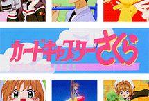 Sakura Card Captors / Sakura Kinomoto