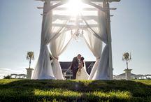 Wedding Ceremony / Cobble Beach Waterfront Resort