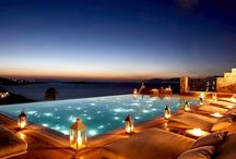 Bill & Coo Suites and Lounge, Mykonos / The Bill and Coo Mykonos is a luxury hotel in Mykonos, Greece http://www.mediteranique.com/hotels-greece/mykonos/bill-coo-suites-and-lounge/