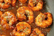 Συνταγές με γαρίδες