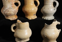"pottery - ""shot glass"" short list / Drinking vessels I want to recreate in minature."