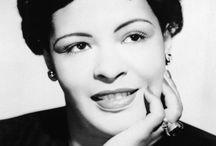 Billie Holiday sings to my soul  / by Alejandrina