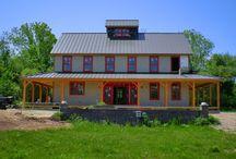 Casa di legno