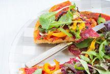pâte à pizza sans gluten