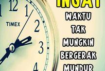 WAKTU - TIME