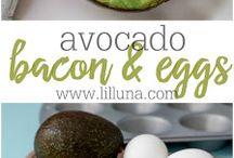 Bacon & Egg Recepies