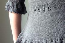 вязанная одежда для взрослых