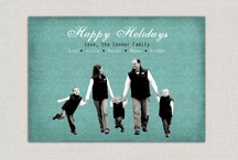 christmas card ideas / by Andi Mitchell