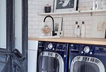 Laundry / Laundry, laundry room ideas, laundry inspiration