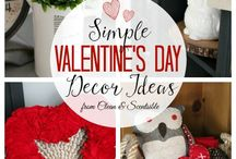Valentine's Decorating!