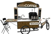 coffee bycicle