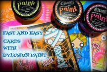 dylusion paint