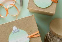 Christams gift tags