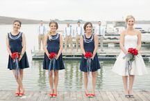 Nautical Wedding Ideas // / Nautical wedding ideas