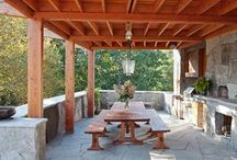 Outdoor Patio / by Misha Ve