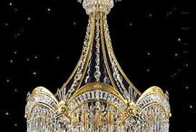 Chandeliers... / Beautiful.......