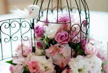gaiolas decoradas