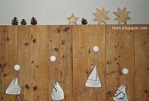 Adventskalender / Adventskalender selber machen, DIY Adventskalender