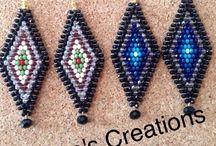 Handmade Jewelry by me....