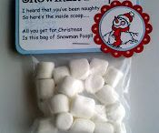 Christmas - Themed Homemade Stocking Gifts