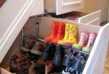 Storage and organize