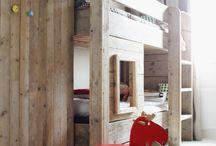 Double Bedroom / Arredamento e decor per camerette condivise