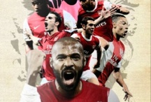 Arsenal / by Stacey Sarantis