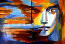 contemporary artist / contemporary artist