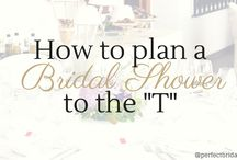 African American Themed Bridal Shower- Black Southern Belle